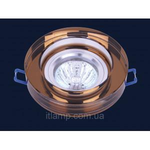 Врезной светильник со стеклом 705189