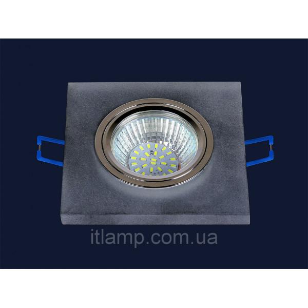 Врезной светильник. Точечный светильник квадрат Levistella 716MKD038