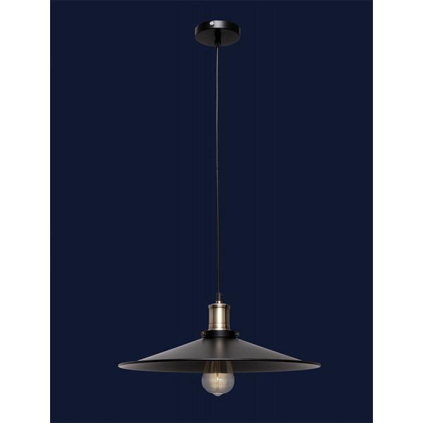 Светильники лофт Levistella 752PB9F4-1 BK(400)