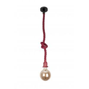 Светильник канат Levistella 915001-1 Red