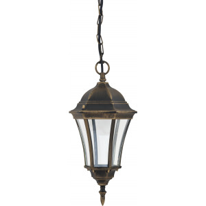 Уличный фонарь подвесной LusterLicht 1315 Dallas I