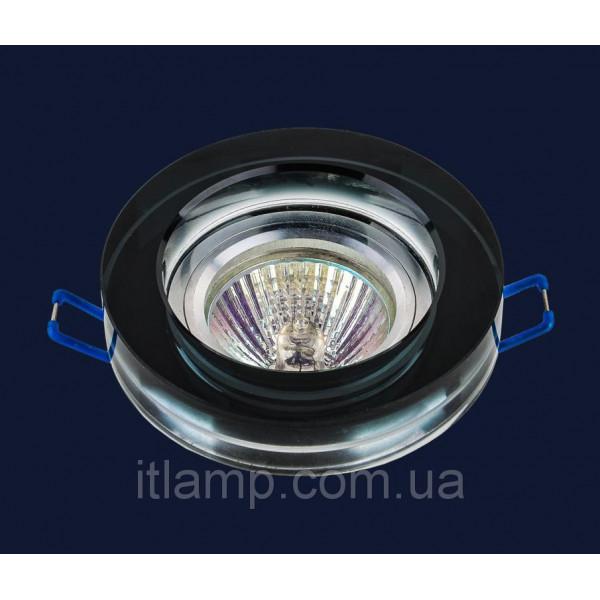 Врезной светильник со стеклом 705938