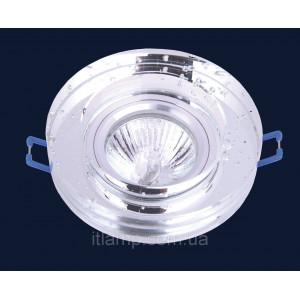 Врезной светильник со стеклом 705196