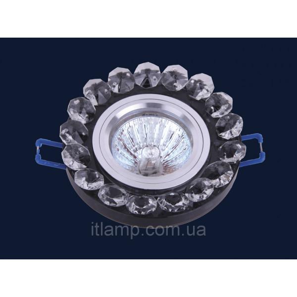 Врезной светильник со стеклом Levistella 705208
