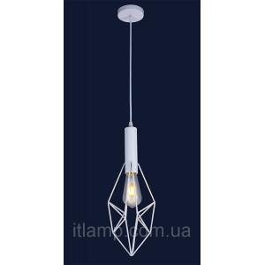 Светильник в виде кристалла 7521205-1 WH