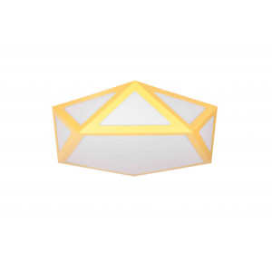 Припотолочные светодиодные люстры Levistella 752L66 YELLOW