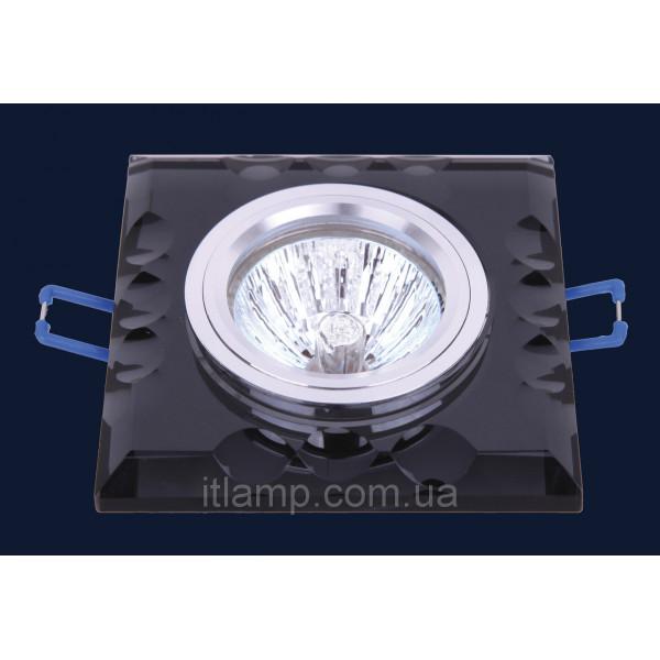 Врезной светильник со стеклом 705138