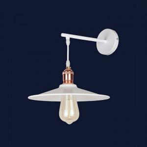 Светильники бра в стиле лофт 752W836F2-1 WH