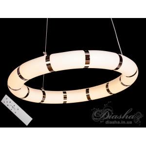 Люстра кольца Diasha MD2437-600WH dimmer
