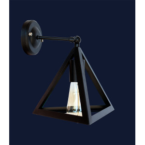 Настенный светильник Levistella 756W220F-1 BK