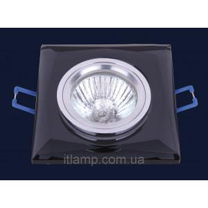 Врезной светильник со стеклом 705128
