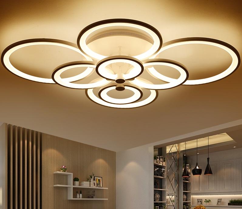 Огромный выбор люстр в интернет магазине освещения Itlamp